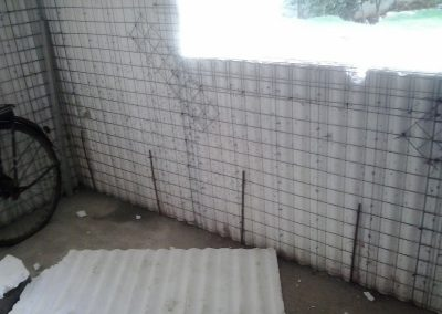 Insulated wall construction Orissa1