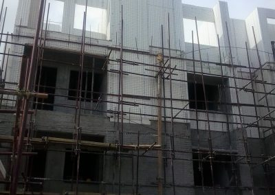Insulated wall construction Orissa10
