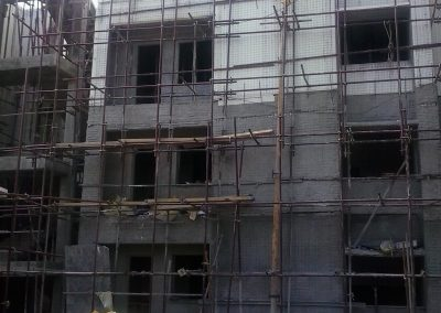 Insulated wall construction Orissa11