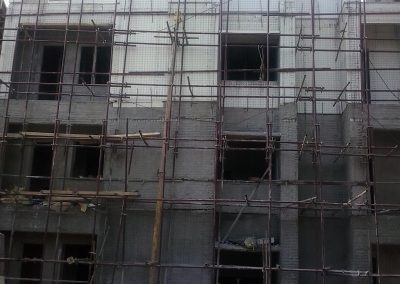 Insulated wall construction Orissa12