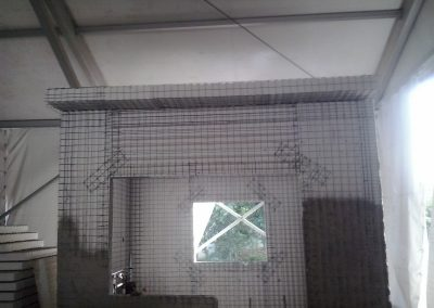 Insulated wall construction Orissa3