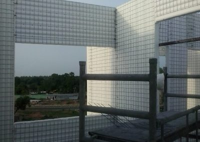 Insulated wall construction Orissa4