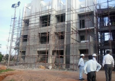 Insulated wall construction Orissa5