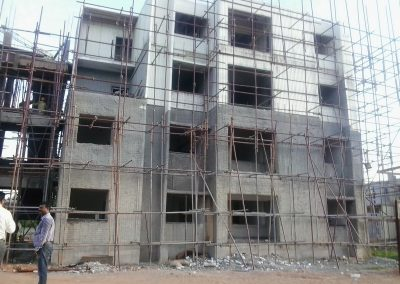 Insulated Wall Construction @ Orissa